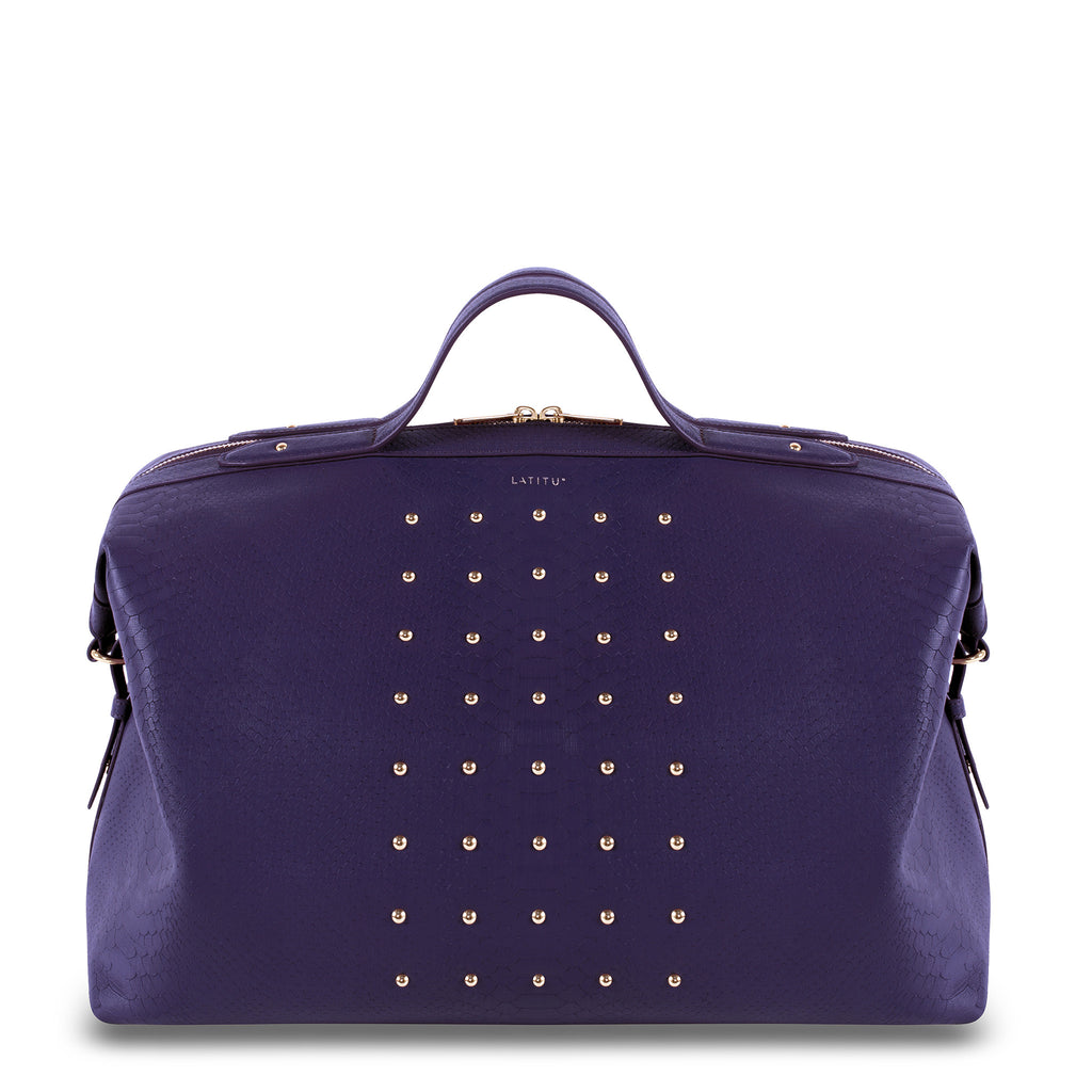 Royal Purple Venezia Weekender