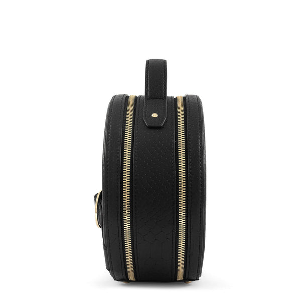 Black Formosa Overnight Bag