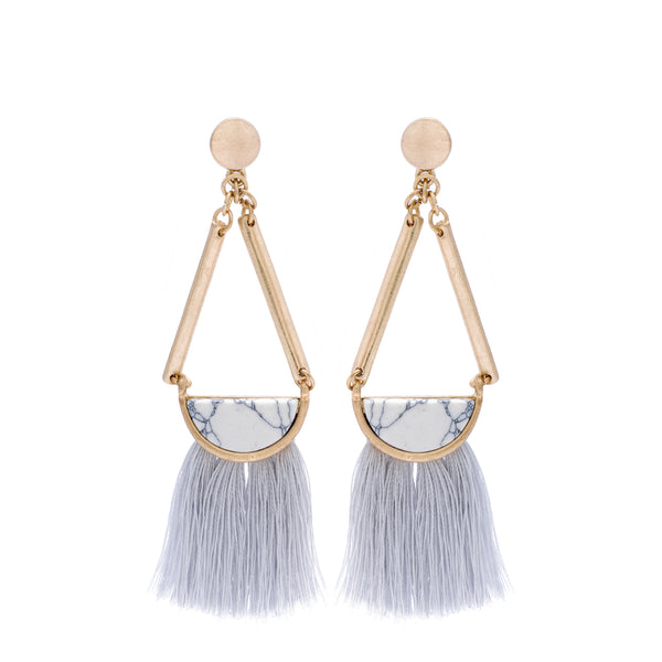 Sumatra Fringe Earrings