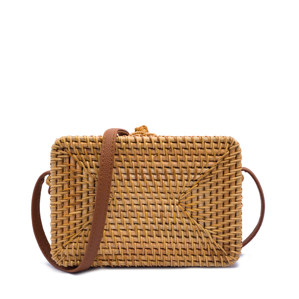 Elok Basket Crossbody Bag
