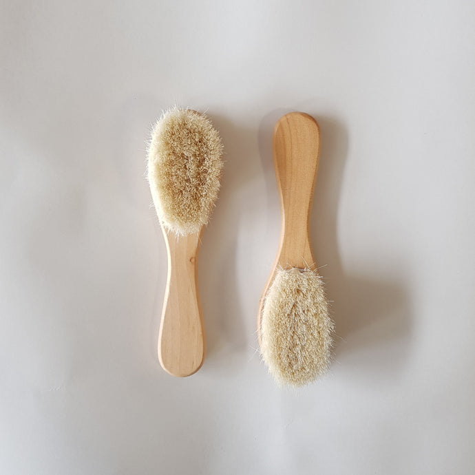 Bamboo Baby Brush