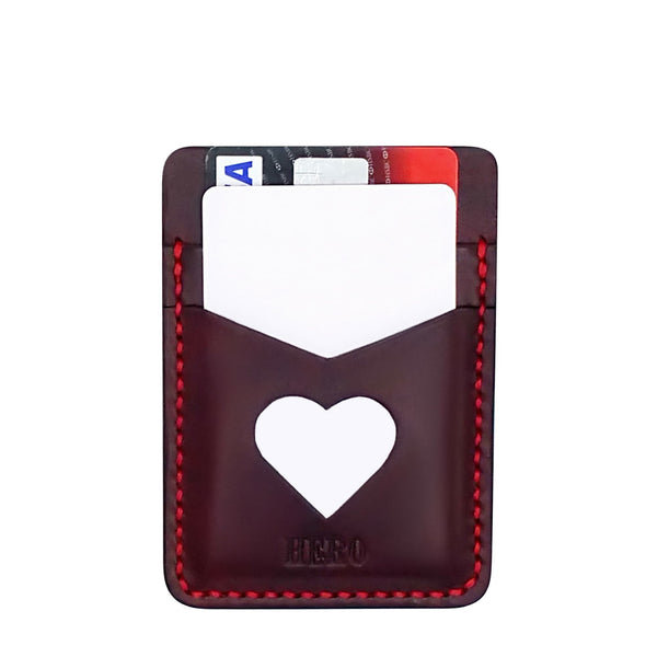 Disc Hero Wallet - Heart - Disc Wallets