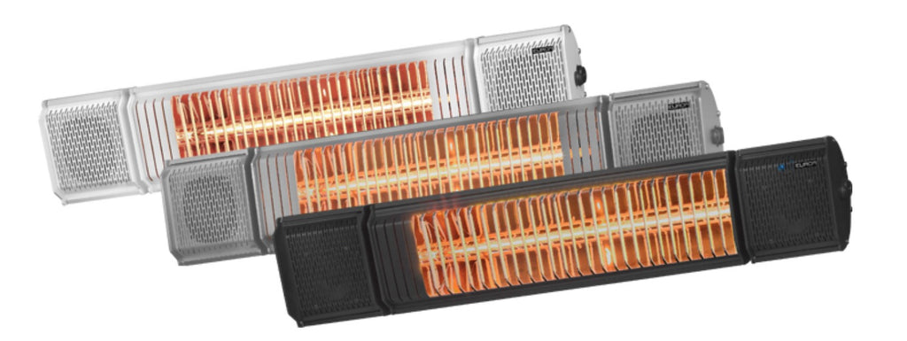 LD 2000 watt Heat and Beat IR Heater