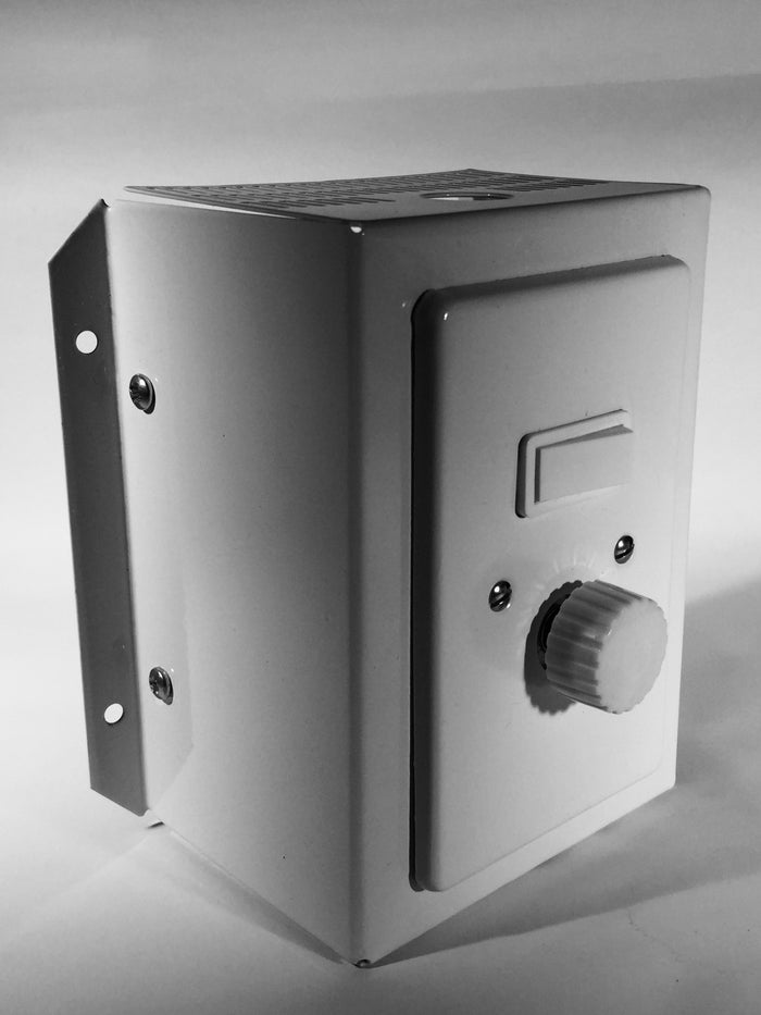 2 kW Rotary Surface Mount Dimmer
