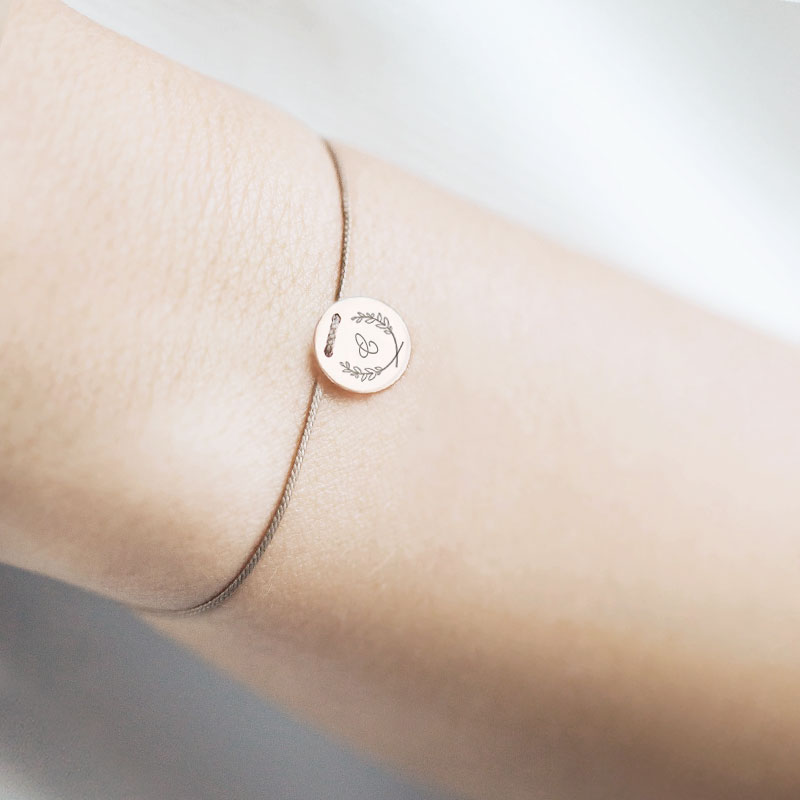 The TALISMAN collection features an array of personalized bracelets.