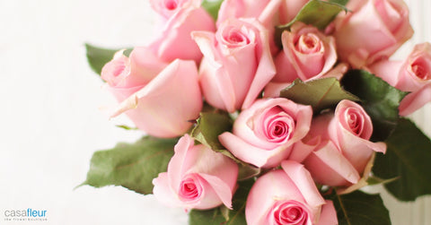 Pink Roses for delivery