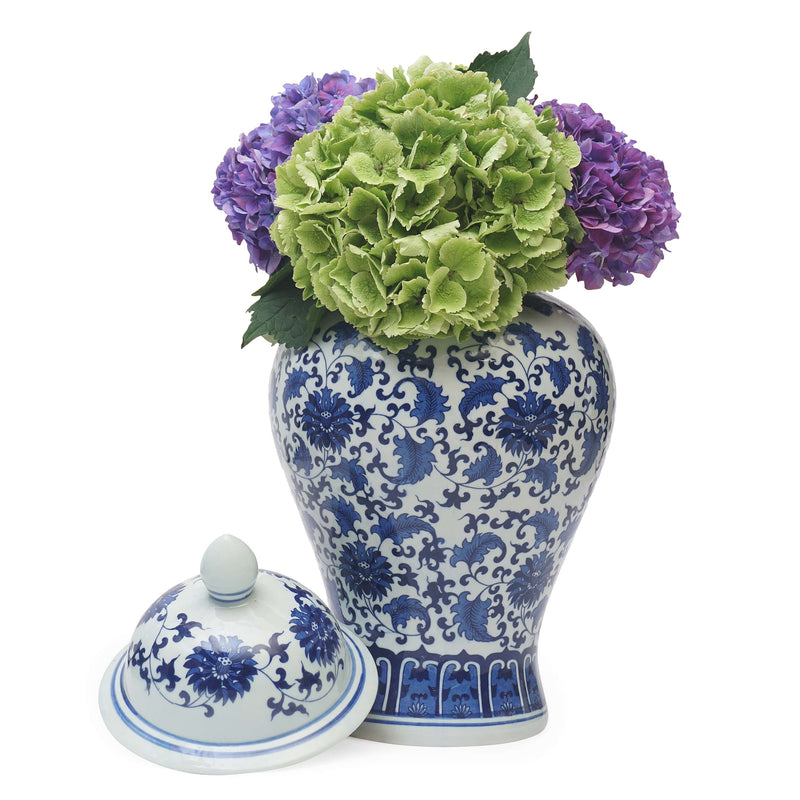 Hydrangeas in a exquisite vase