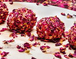 Load image into Gallery viewer, Gulkand Rose ladoo