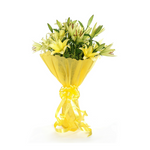 Load image into Gallery viewer, Yellow Oriental Lilies