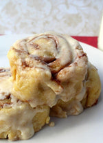 Load image into Gallery viewer, Cinnamon Rolls 6 pcs