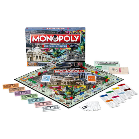 Brighton and Hove Monopoly