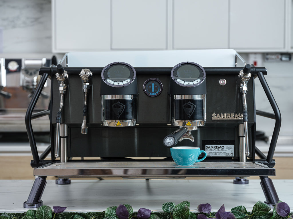 Café Racer freedom espresso machine