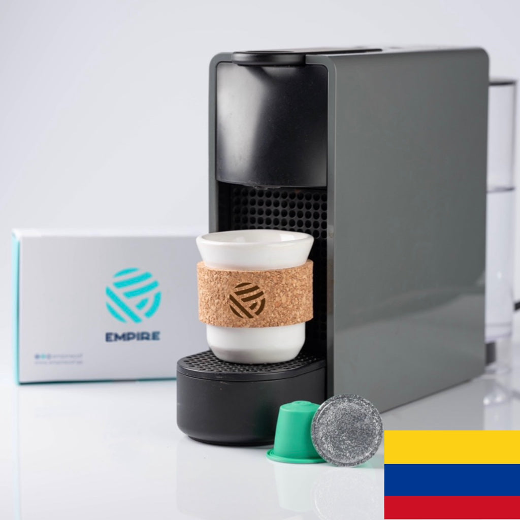Decaffeinated - Columbian Coffee Capsules
