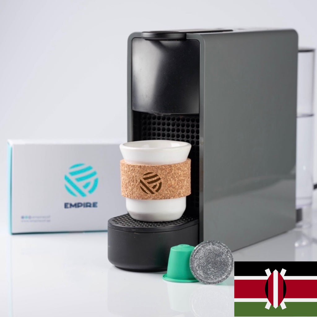 Kenya Coffee Capsules 2.0