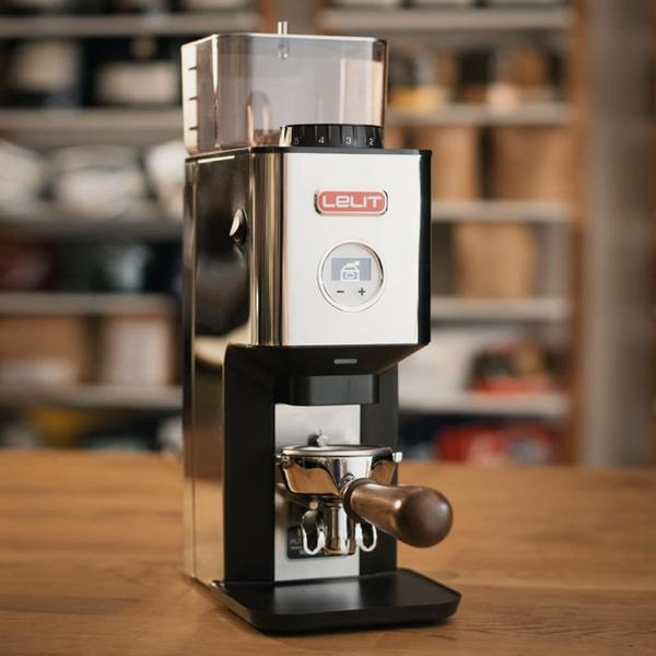 LELIT William-PL72-P Espresso Grinder