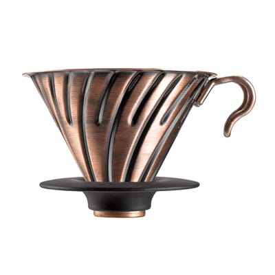 V60 Metal Dripper 02 / Copper