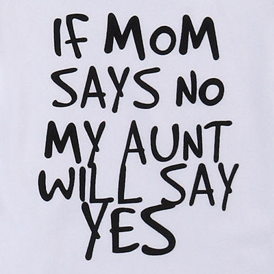Aunt Will Say Yes Bodysuit