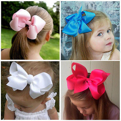 20 Pieces Bow Hair Clips