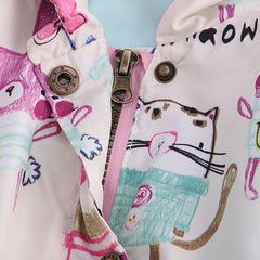 Animal Cartoons Jacket