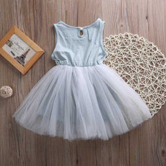 Fox Tulle Dress