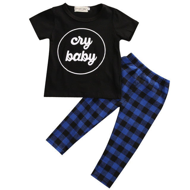 Cry Baby Set
