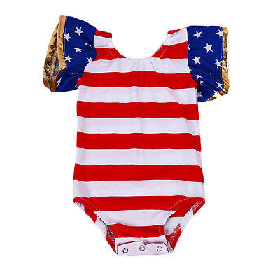 4th Of July Bodysuit
