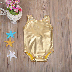 Gold Bodysuit