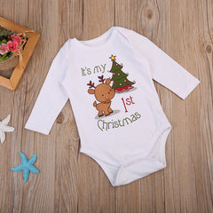 It's My 1st Christmas Bodysuit