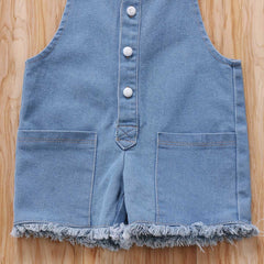 Denim Jumper