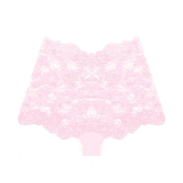 Cheeky Boyshort in Pixie Pink