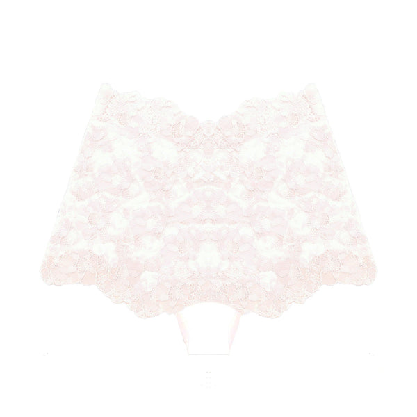 Cheeky Boyshort in Porcelain Doll