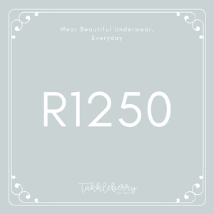 Takkleberry Gift Card - R1250