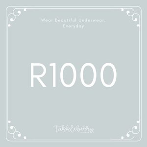 Takkleberry Gift Card - R1000