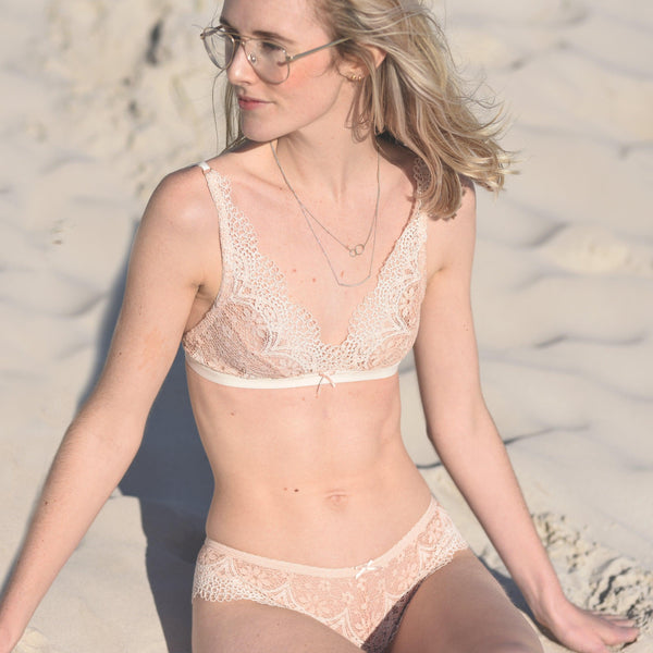 Florence Set in Peachy Keen
