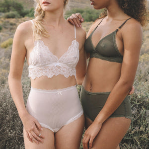Rio Bralette in Jungle