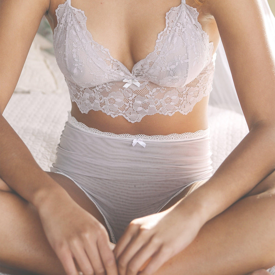 High Waist Knickers in Koala
