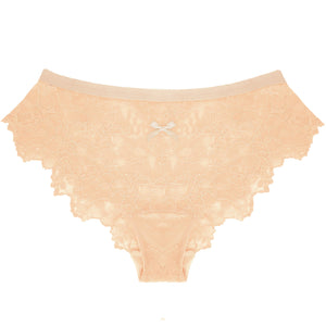 Lace Panty in Butterscotch