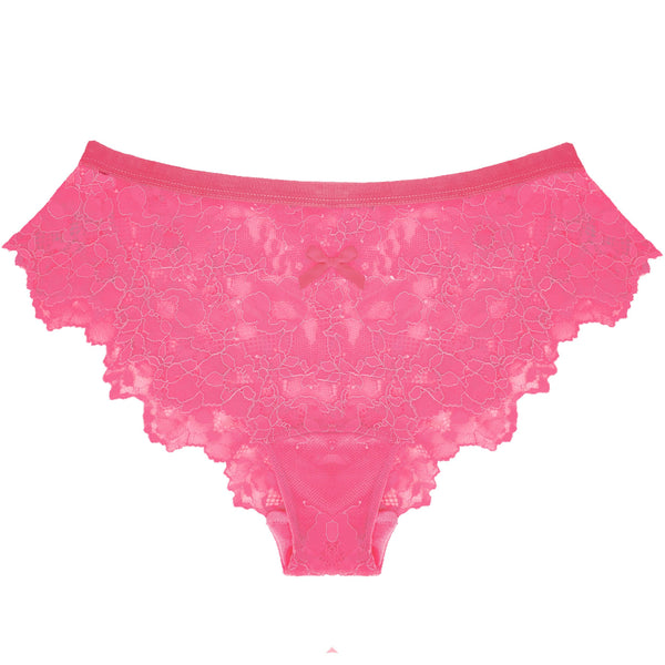 Lace Panty in Sweet Watermelon