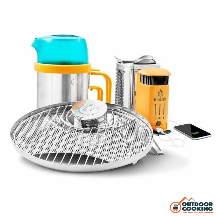 Image of BioLite CampStove 2 Bundle