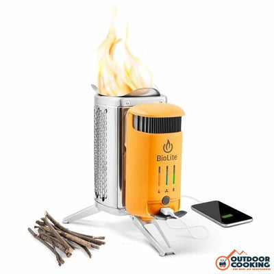 Biolite CampStove 2 - Outdoor Cooking