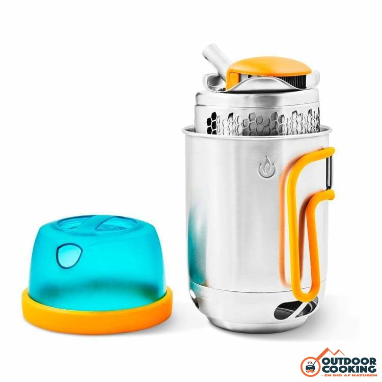 BioLite Kettle Pot - Outdoor Cooking