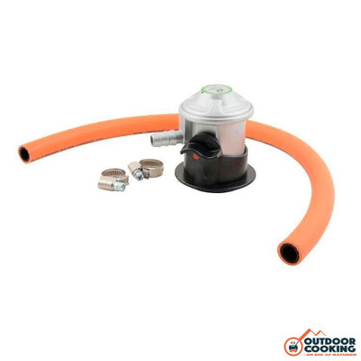 Gasregulator med slange 1,2 meter - Outdoor Cooking