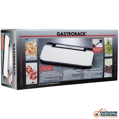 Gastroback 46007 - Outdoor Cooking