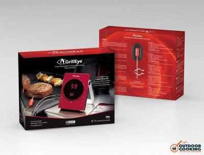 GrillEye Smart Bluetooth termometer - Outdoor Cooking