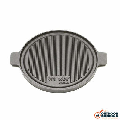 HOT WOK Grillpande 32,5cm