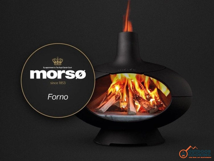 Morsø Forno Pizzaovn - Outdoor Cooking