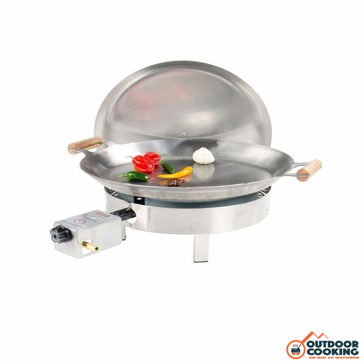 Paellapande inkl. gasblus - PRO-460 - Outdoor Cooking