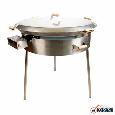 Paellapande inkl. gasblus - PRO-960 - Outdoor Cooking