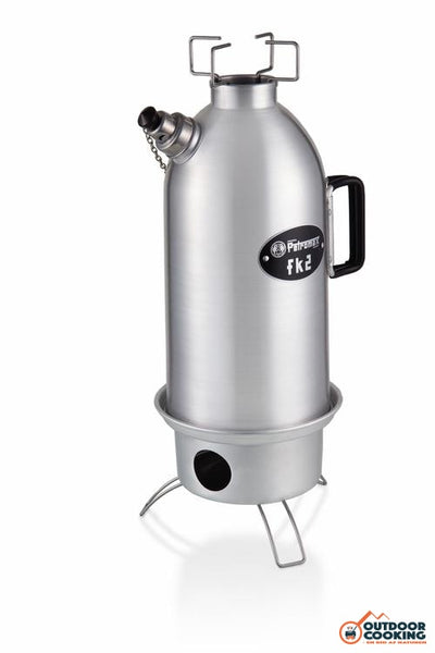 Petromax Fire Kettle Fk1/fk2 1.2 Liter - Mad over bål