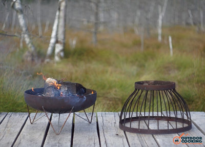 Somma Bålkurv - Outdoor Cooking